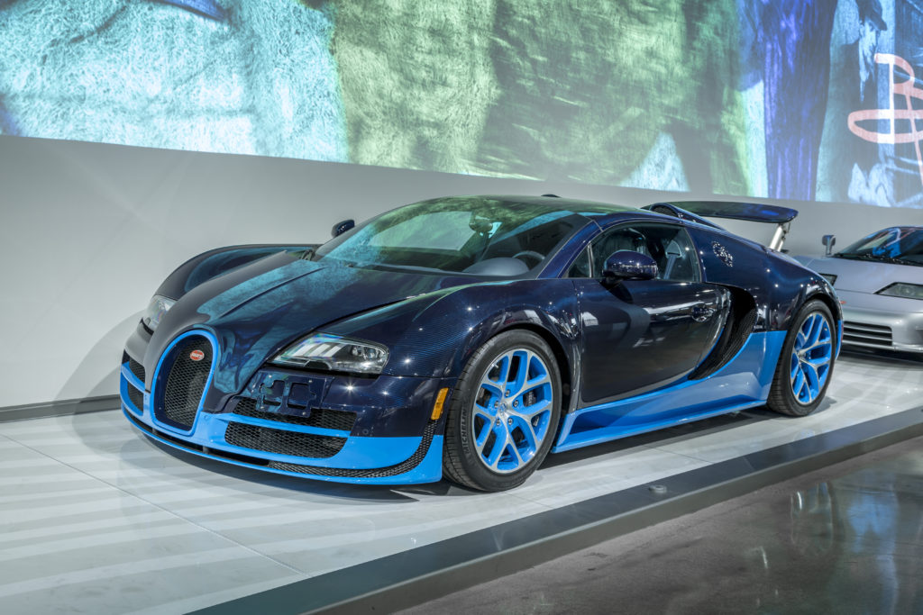 "The Art of Bugatti"" at the Petersen Auto Museum – RacingJunk News"
