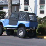 Today's Cool Car Find is this 1980 Jeep Wrangler