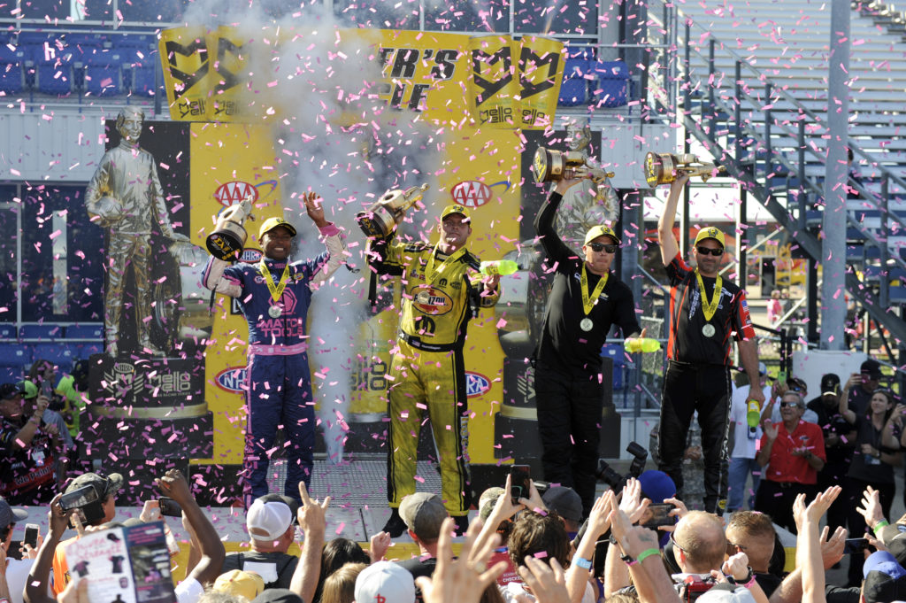 The NHRA Stars Shine Big and Bright Deep in the Heart of Texas