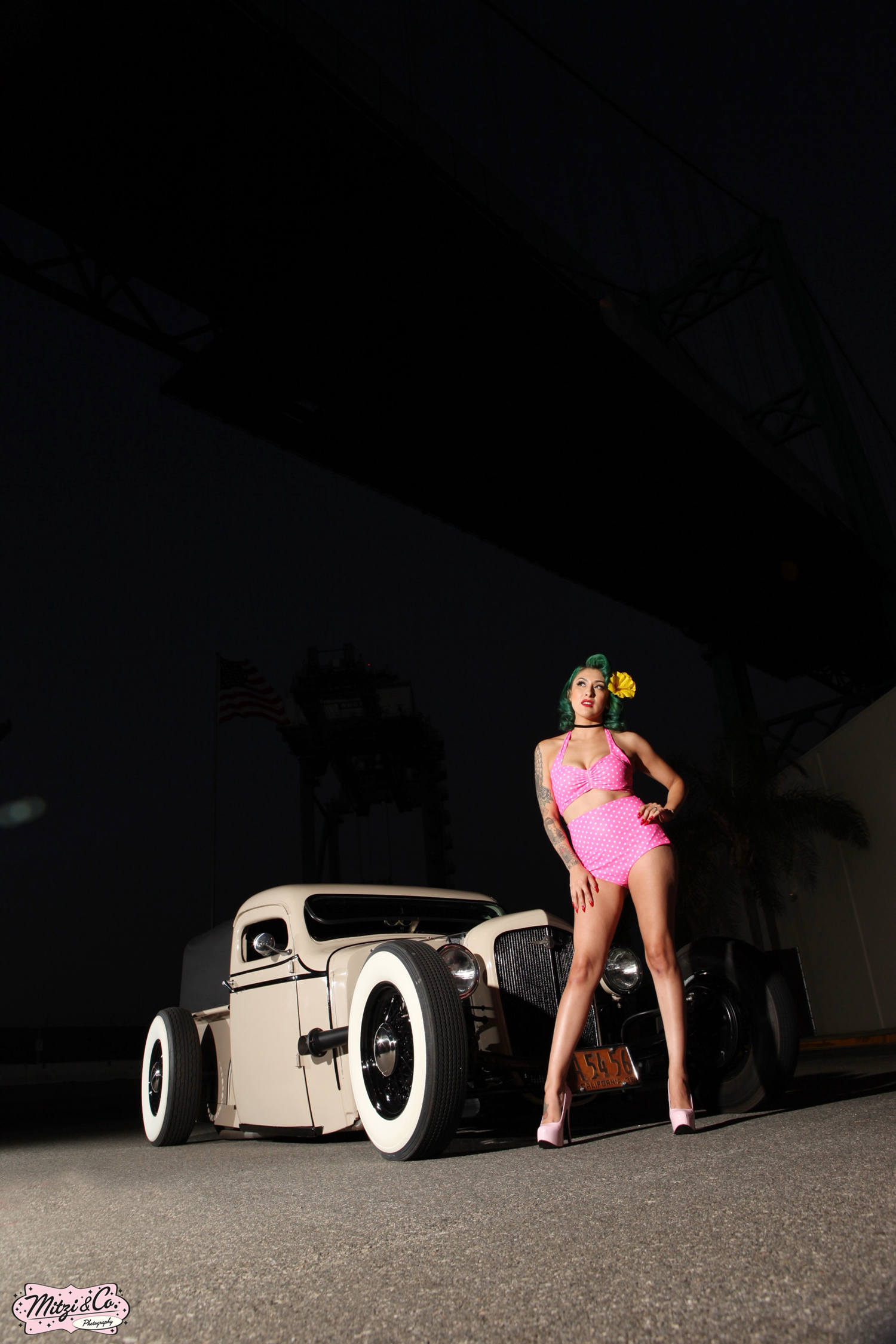 Pinup of the Week: Betty Santiago