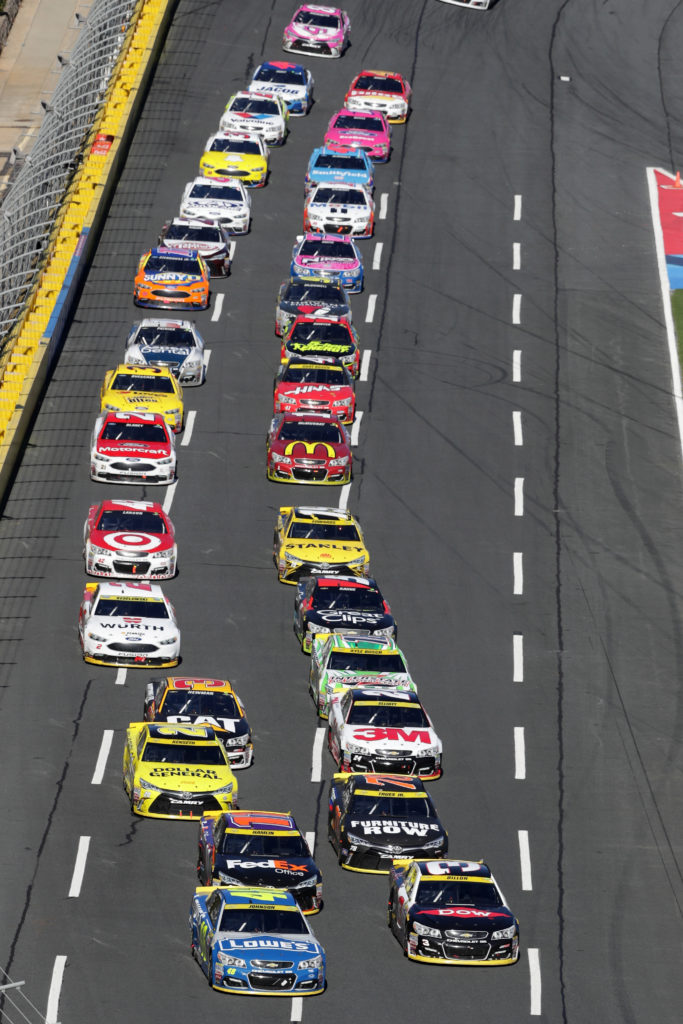 Jimmie Johnson Advances to Sprint Cup Chase of 8, Winning Bank of America 500