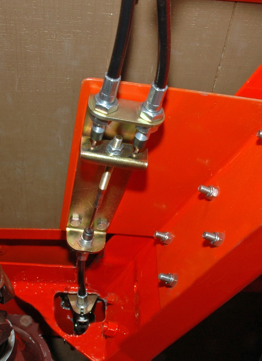 Emergency/Parking Brakes for Hot Rods