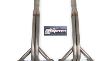 Holley/Flowtech Introduces Upright Headers