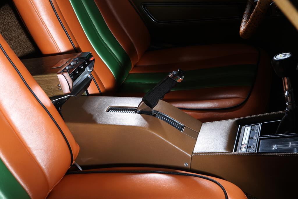 "Mike Itel's ""Autumn Leaves"" Survivor Show Corvette"