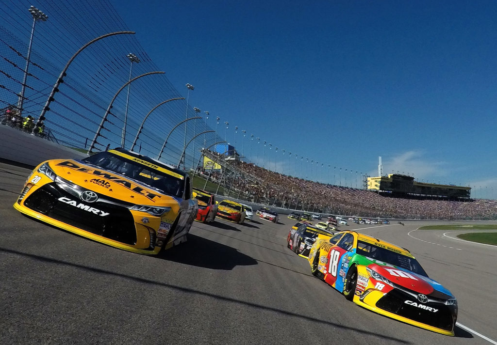 NASCAR Brings On the Chase of 8