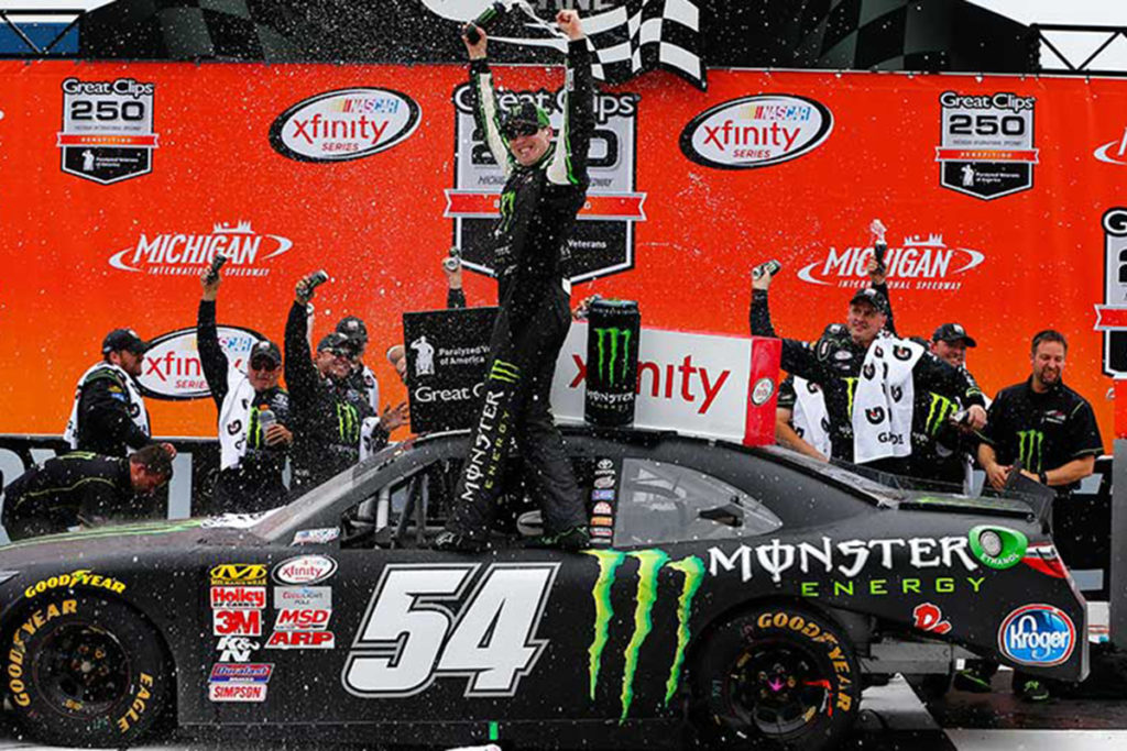 Is NASCAR Going to Nix Cup Drivers from the Lower Series?
