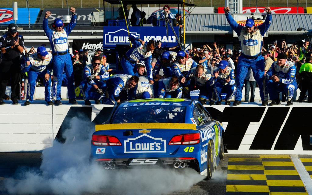 NASCAR at Martinsville