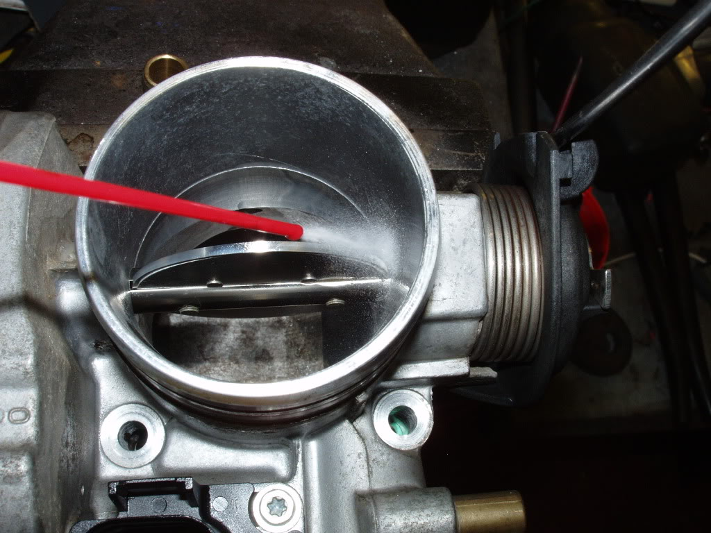 How to Clean the Throttle Body – RacingJunk News