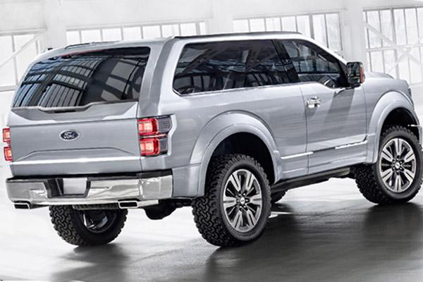 The Return Of Ford Bronco RacingJunk News