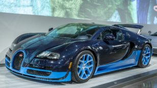 """The Art of Bugatti"" at the Petersen Auto Museum"