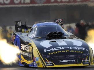 Matt Hagan Not Yet Ready for the Final Funny Car Curtain