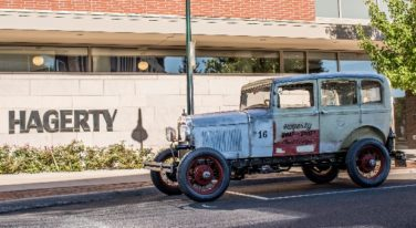 Hagerty Team Builds 1930 Ford Model A in Under 100 Hours