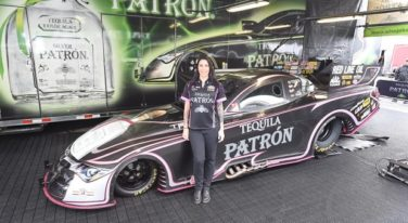 Alexis DeJoria Racing's 'Free Mammograms for the Fans' Program Returns to Dallas and Las Vegas NHRA Events
