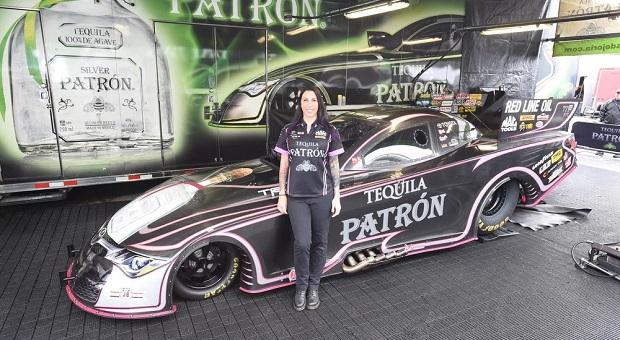 Alexis DeJoria Racing's 'Free Mammograms for the Fans' Program Returns to Dallas and Las Vegas NHRA Events