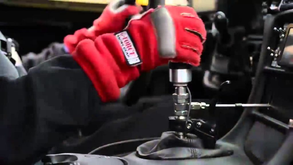 how to convert manual gearbox to sequential