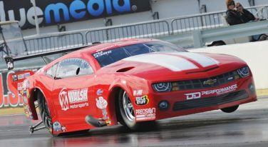 NHRA Names Aeromotive Inc. as the Presenting Sponsor of Pro Mod Event at Las Vegas