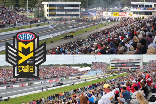 NHRA Changes Schedule for 2017 Countdown Races