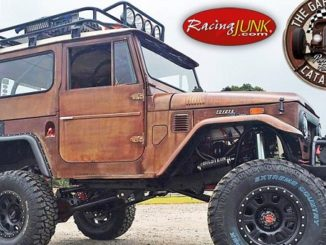 Expedition SEMA; The Garage Shop Tackles the Trans-America Trail