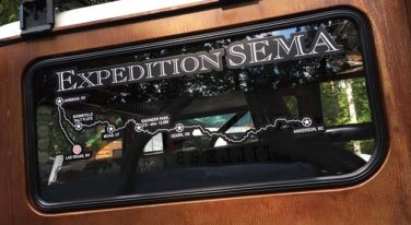 Expedition SEMA Hits the Trail!