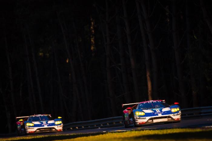 Ford GT and Performance Finish Successful Inaugural IMSA Season
