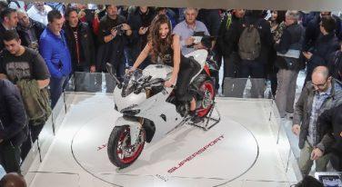 EICMA Motorcycle Show Recap