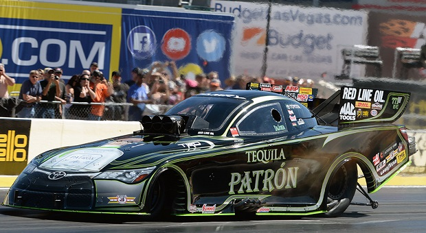 DeJoria Out for NHRA Finals in Pomona