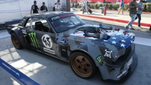 Top 25 Rides from SEMA