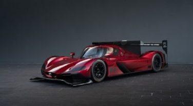 Mazda's New Racecar Prototype Unveiled at LA Auto Show