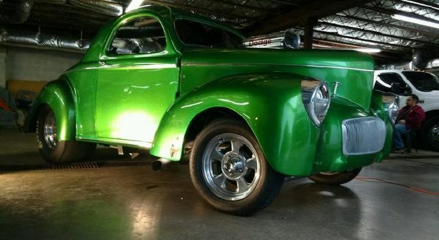 Today's Cool Car Find is this 1941 Willys Coupe