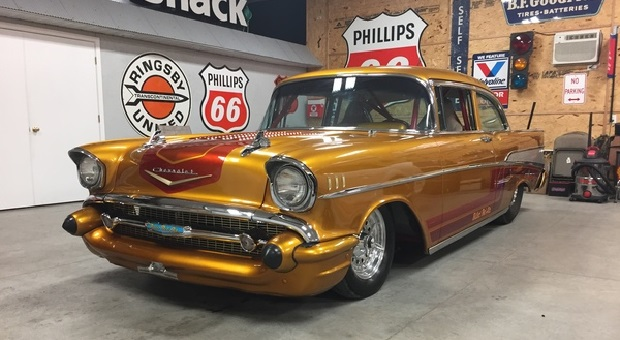 Today's Cool Car Find is this 1957 Chevrolet Bel Air