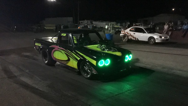 Street Outlaws Blown Chevy Luv Listed on RacingJunk