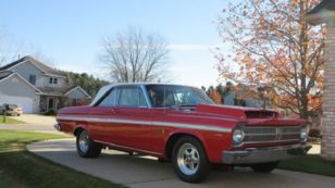 Today's Cool Car Find is this 1965 Plymouth Belvedere II