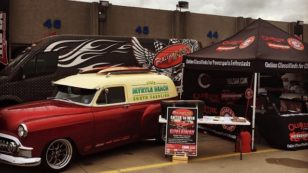 53 Chevy at Auto Fair 2016 feature