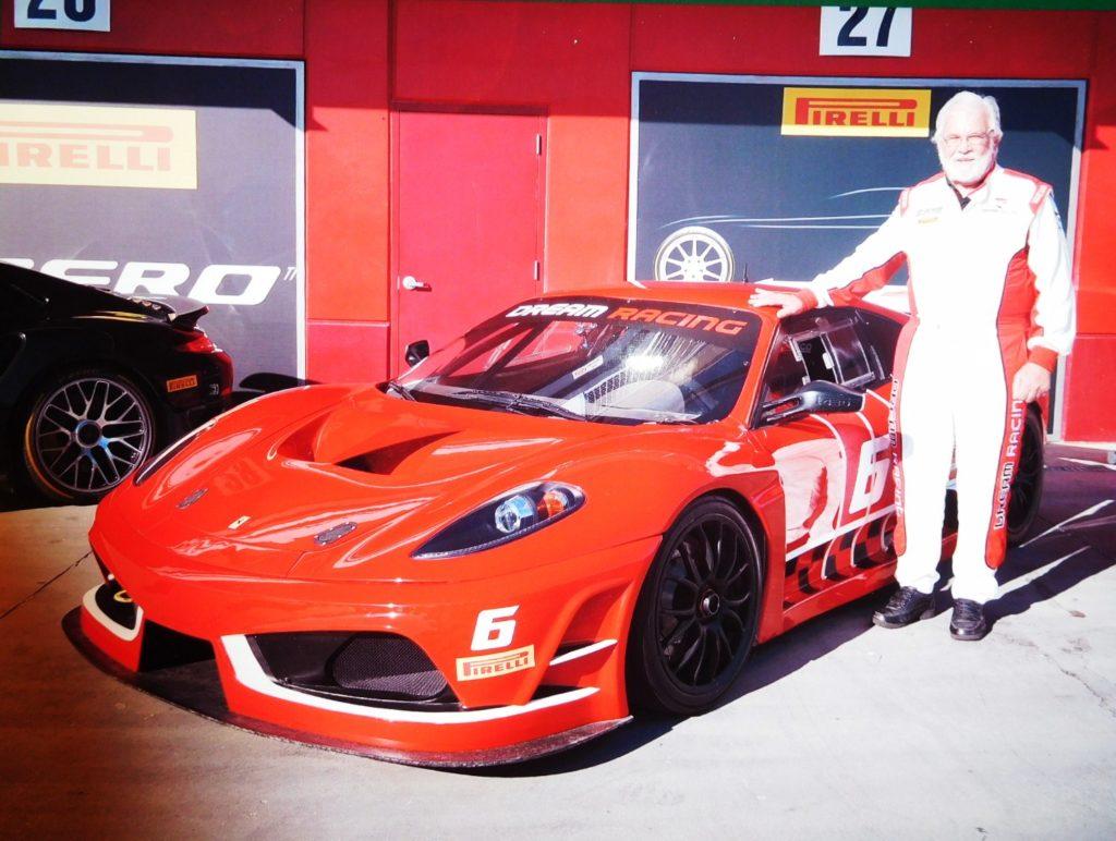 Dream Racing a Ferrari