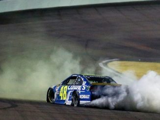 Jimmie Johnson Rockets to Record-Tying Seventh NASCAR Sprint Cup Championship
