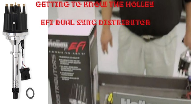 Taking A Look At The Holley Efi Dual Sync Distributor  U2013 Racingjunk News