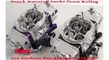 New Holley Track Warrior Carburetor is Excellent for Any Use
