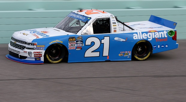 Johnny Sauter Races to his First NASCAR Camping World Truck Series Championship