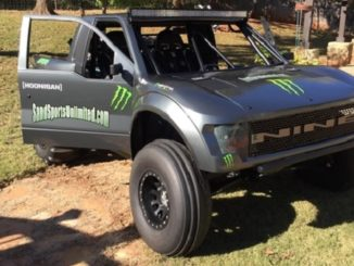 Today's Cool Car Find is this Z1 1100 Turbo RZR Raptor Trophy Truck