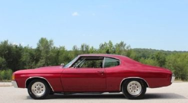 Today's Cool Car Find is this 1972 Chevrolet Chevelle