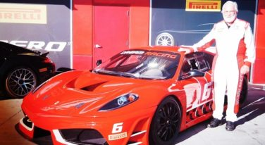Dream Racing a Ferrari