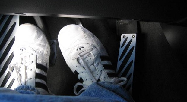 The Advantages of Left-Foot Braking