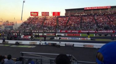 NHRA Drivers: Before the Finals