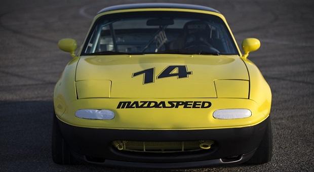 Vintage Mazda Racing Ramps Up