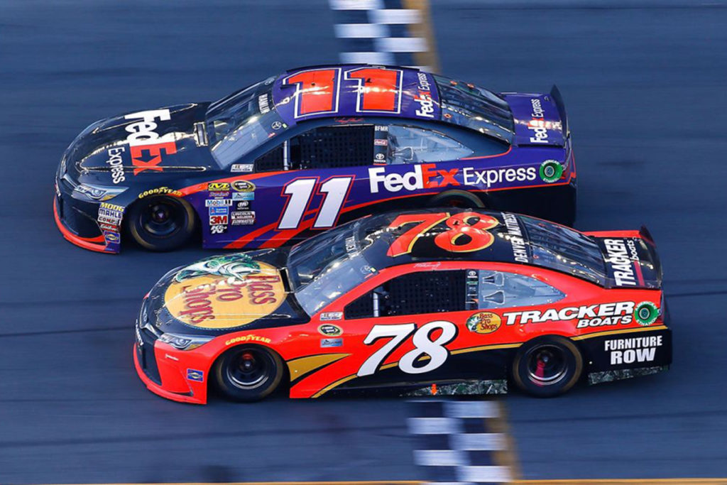 Reflecting on NASCAR Points Racing