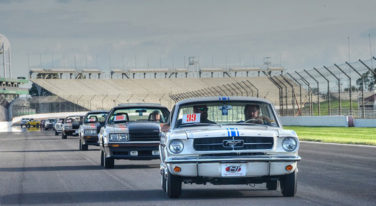 Mustang Club of America Celebrates 40 Years with Massive Shindig