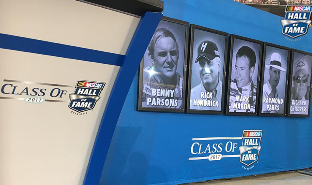 NASCAR Brings Back Fan Appreciation for Hall of Fame Induction