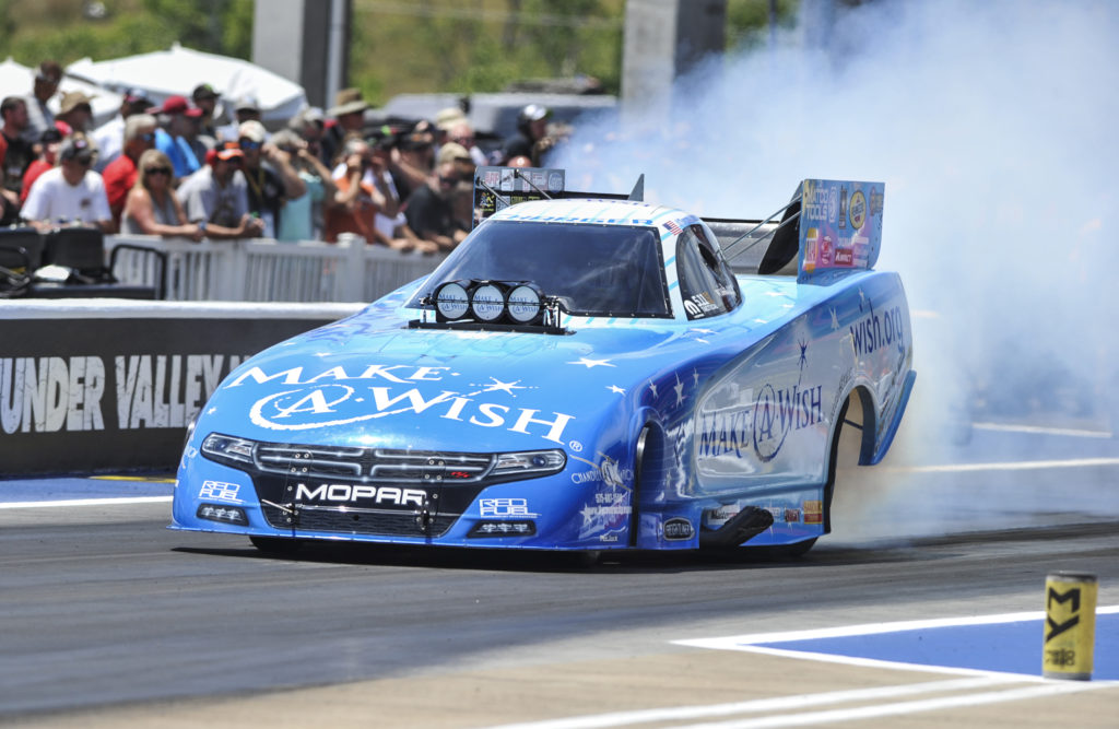 Best Three-Year Average in Funny Car – Tommy Johnson, Jr.