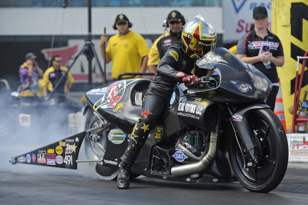 NHRA New Year's Resolutions for 2017