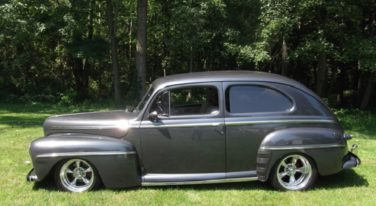 Today's Cool Car Find is this 1948 Ford Deluxe